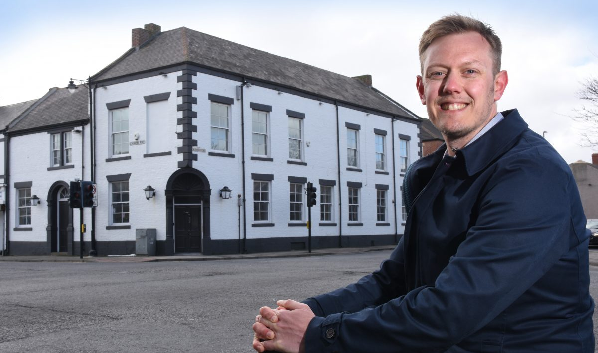 The Tun in North Shields